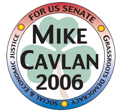Mike Cavlan Campaign