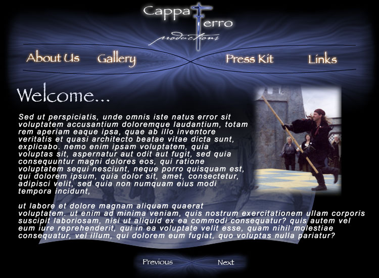 Cappa Ferro Productions