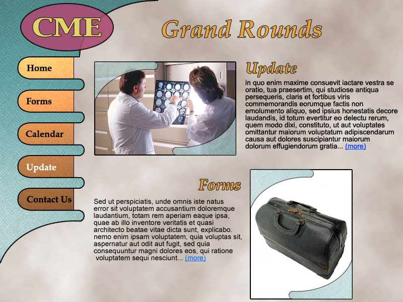 University of Minnesota Continuing Medical Education Grand Rounds