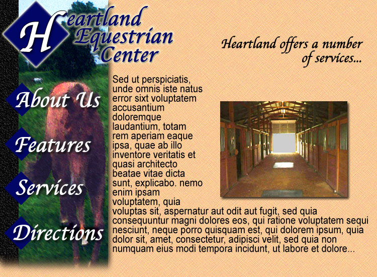 Heartland Equestrian Center