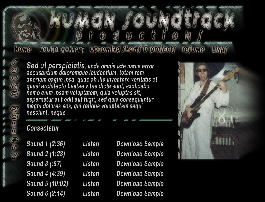 Human Soundtrack Productions