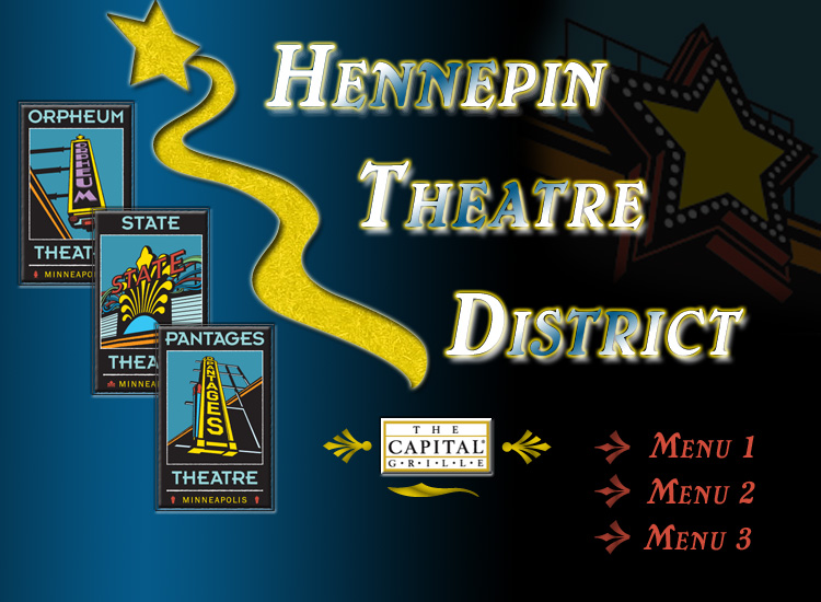 Hennepin Theater District